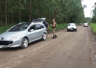 Polícia Militar mantém operações constantes em Araranguá